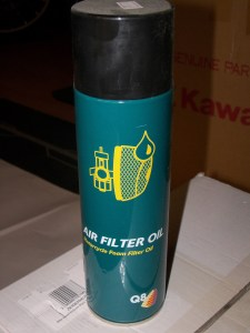 Q8 Air Filter Oil 500ml